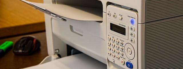 Impresora Marca Samsung.