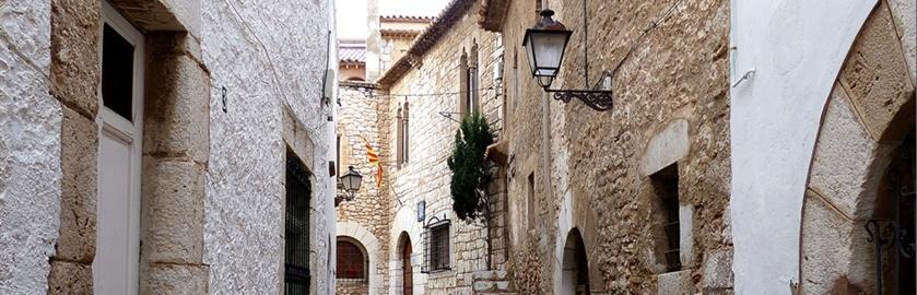 Descubre los pisos de alquiler en Sitges.