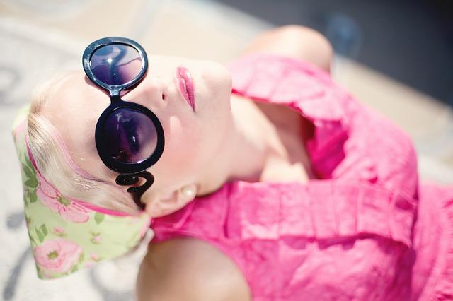 Gafas de sol Belle Epoque.