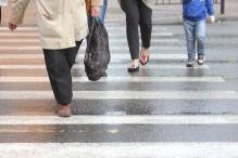 ¿Multas para peatones? Las responsabilidades del peatón