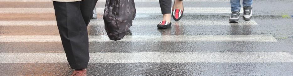 Como prevenir las multas para peatones