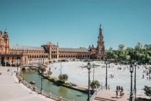 Cambios de colores, ¡escápate a Sevilla!