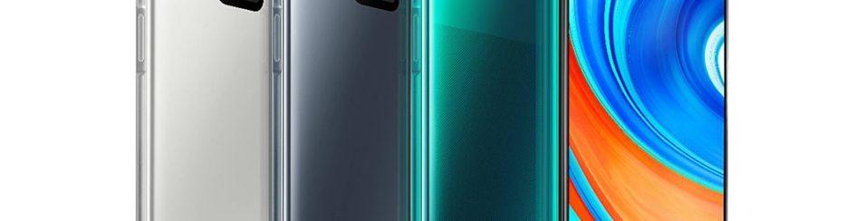Gama Xiaomi Redmi Note